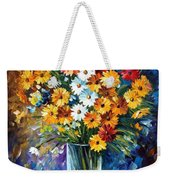 Morning Charm Weekender Tote Bag