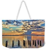 Morning Colors By H H Photography Of Florida Weekender Tote Bag