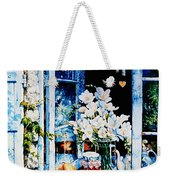 Morning Delight Weekender Tote Bag
