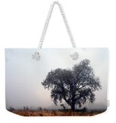 Morning Fog - The Delta Weekender Tote Bag