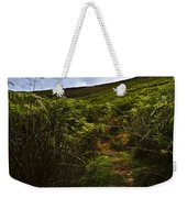 Morning Grass Weekender Tote Bag