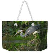 Morning Hunt Weekender Tote Bag
