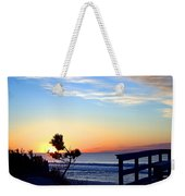 Morning I I Weekender Tote Bag