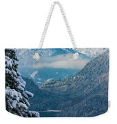Morning In Bavaria Weekender Tote Bag