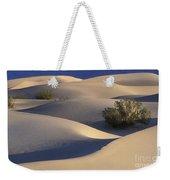 Morning In Death Valley Dunes Weekender Tote Bag