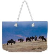 Morning In Ngorongoro Crater Weekender Tote Bag