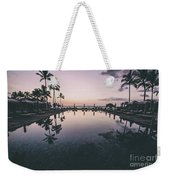 Morning In Paradise Weekender Tote Bag