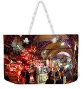 Morning In The Grand Bazaar Weekender Tote Bag