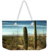 Morning In The Sonoran Desert Weekender Tote Bag