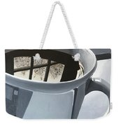 Morning Joe Weekender Tote Bag