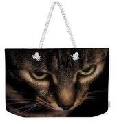 Morning Kitten  Weekender Tote Bag