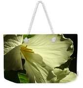 Morning Light - Trillium Weekender Tote Bag