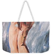 Morning Light 2 Weekender Tote Bag