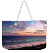 Morning Light On Rosemary Beach Weekender Tote Bag