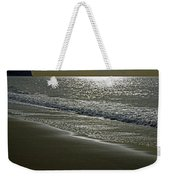 Morning Light On Sandown Beach Weekender Tote Bag