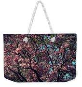 Morning Lit Magnolia Weekender Tote Bag