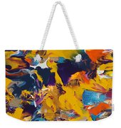 Morning Madness Weekender Tote Bag
