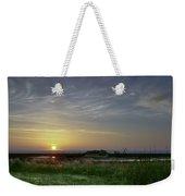 Morning Marsh Weekender Tote Bag