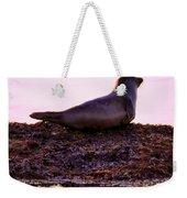 Morning Meeting Weekender Tote Bag