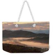 Morning Mist Four Weekender Tote Bag