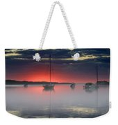 Morning Mist - Florida Sunrise Weekender Tote Bag