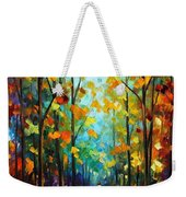 Morning Mood Weekender Tote Bag