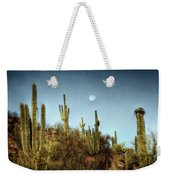 Morning Moon  Weekender Tote Bag