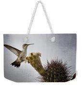 Morning Nectar  Weekender Tote Bag