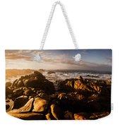 Morning Ocean Panorama Weekender Tote Bag