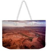 Morning On Dead Horse Point Weekender Tote Bag