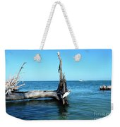 Morning On Longboat Key Weekender Tote Bag