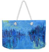 Morning On The Point Weekender Tote Bag