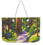 Morning On The Trail 3 Weekender Tote Bag