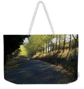 Morning Path Weekender Tote Bag