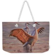 Morning Praise Weekender Tote Bag