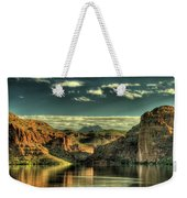 Morning Reflections II Weekender Tote Bag