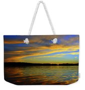 Morning Reflections Weekender Tote Bag