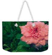 Morning Rose Weekender Tote Bag