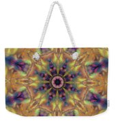 10300 Morning Sky Kaleidoscope 01a Weekender Tote Bag