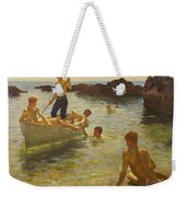 Morning Splendour Weekender Tote Bag