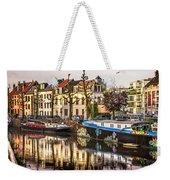 Morning Stillness, Ghent Weekender Tote Bag
