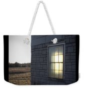 Morning Sun Window Weekender Tote Bag