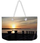 Morning Sunrise 09-02-18 #10 Weekender Tote Bag