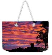 Morning Sunrise Weekender Tote Bag