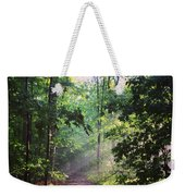 Morning Sunshine On The Appalachian Trail Weekender Tote Bag