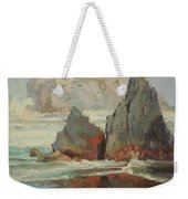 Morning Tide Weekender Tote Bag