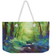 Morning Walk I Weekender Tote Bag