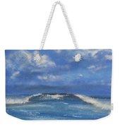 Morning Waves, 9x12, Oil, '08 Weekender Tote Bag