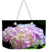 Morning Whisper - Hydrangea Weekender Tote Bag