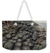 Morning With Giants Weekender Tote Bag